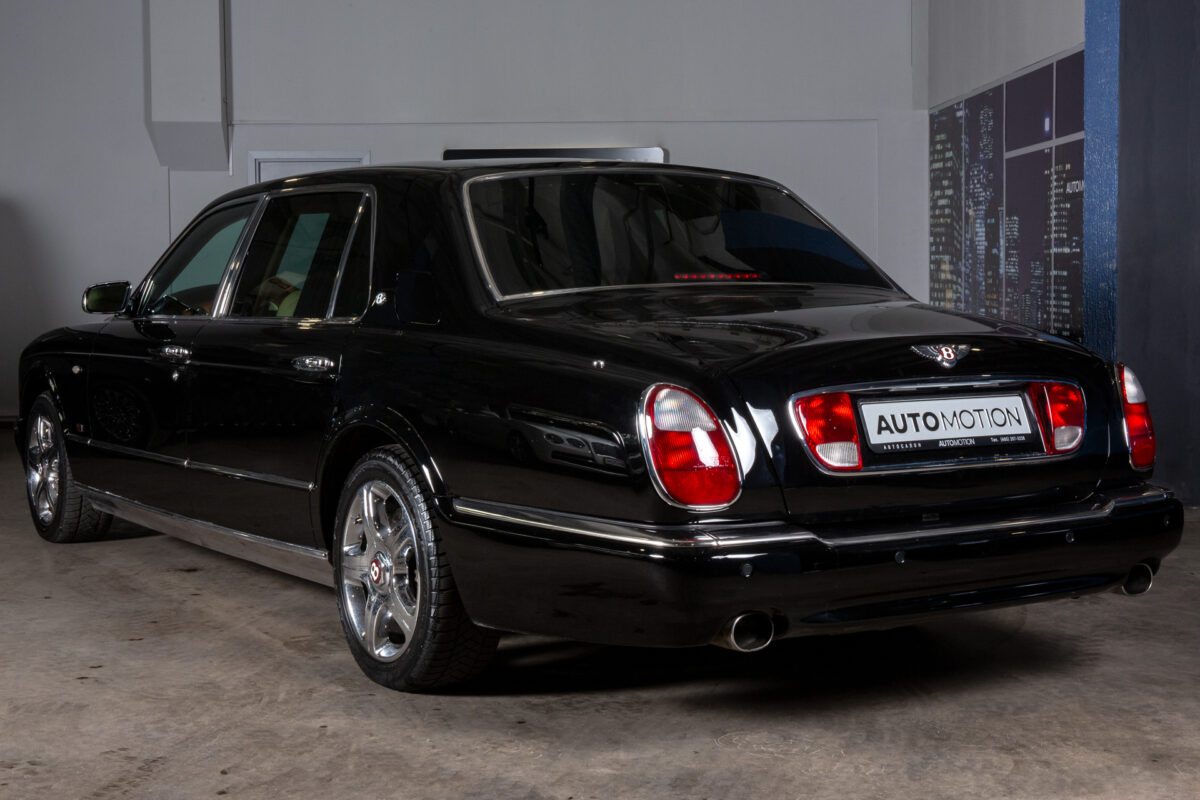 Bentley Arnage I Red Label Long
