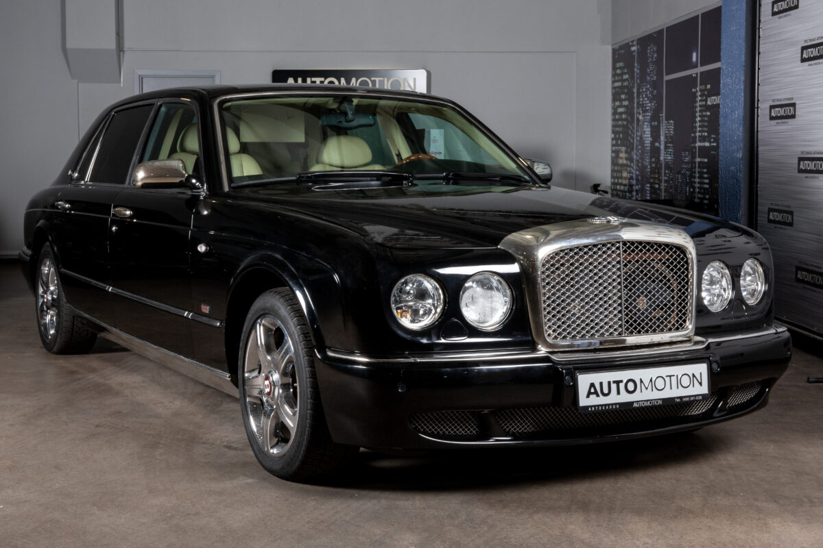 Bentley Mulsanne II