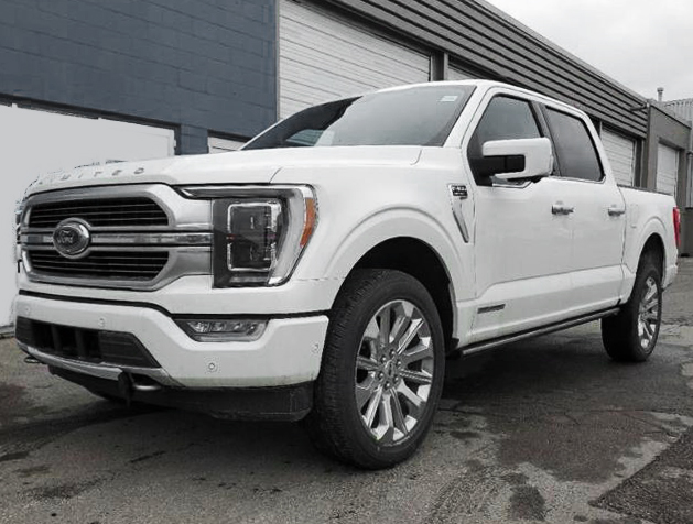 Ford F-150 4X4 LIMITED