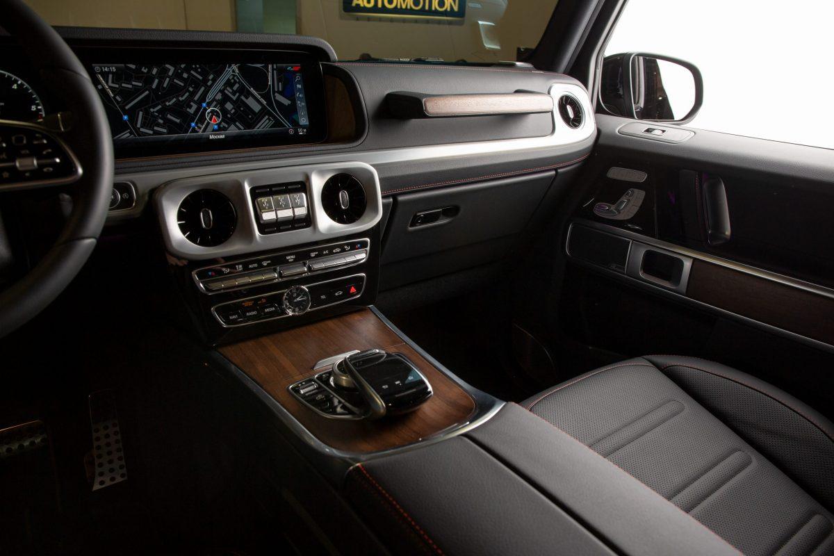 Mercedes-Benz G 350 d III