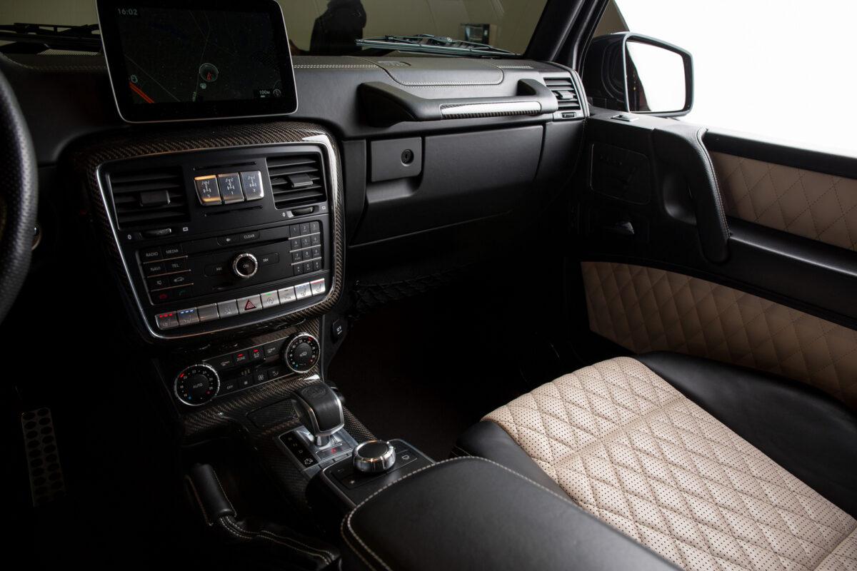 Mercedes-Benz G AMG 63 III (W463)