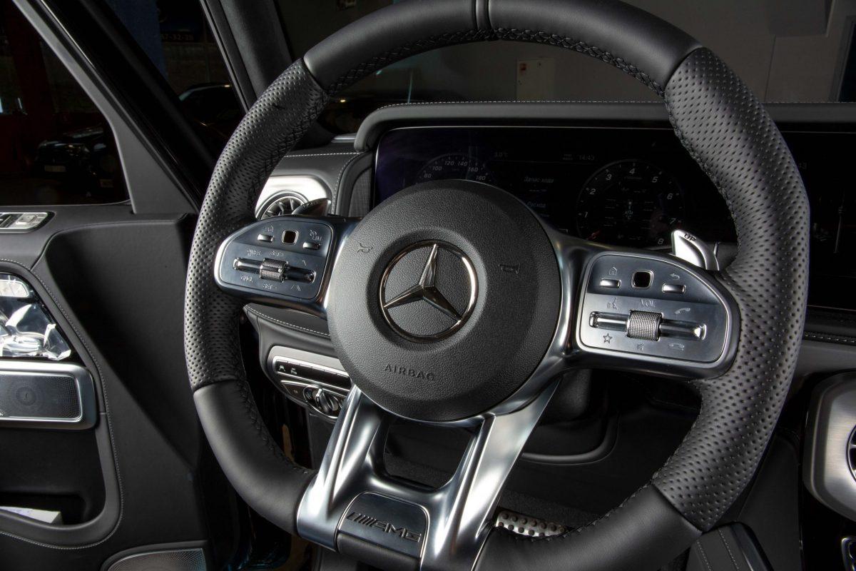 Mercedes-Benz G AMG II  63