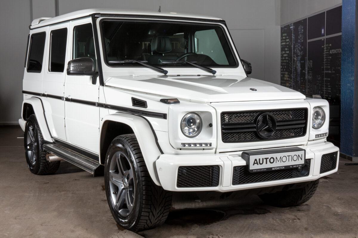 Mercedes-Benz G-Класс II (W463)