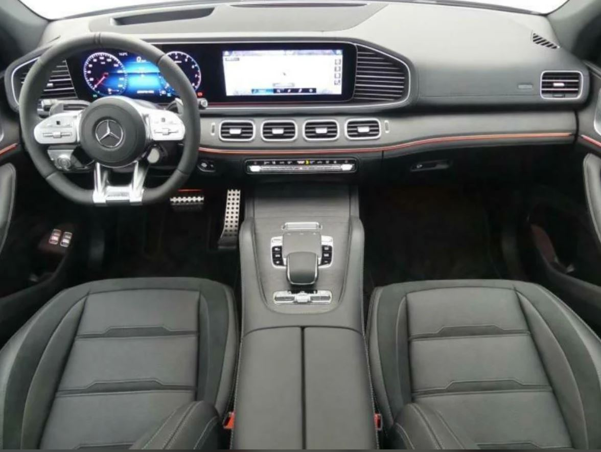 Mercedes-Benz GLE Coupe AMG 53 AMG