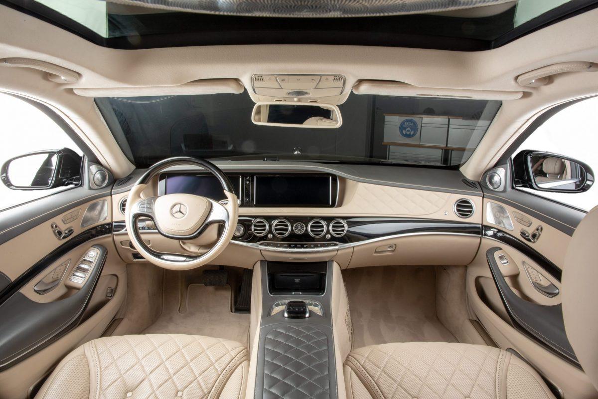 Mercedes-Benz Maybach 600