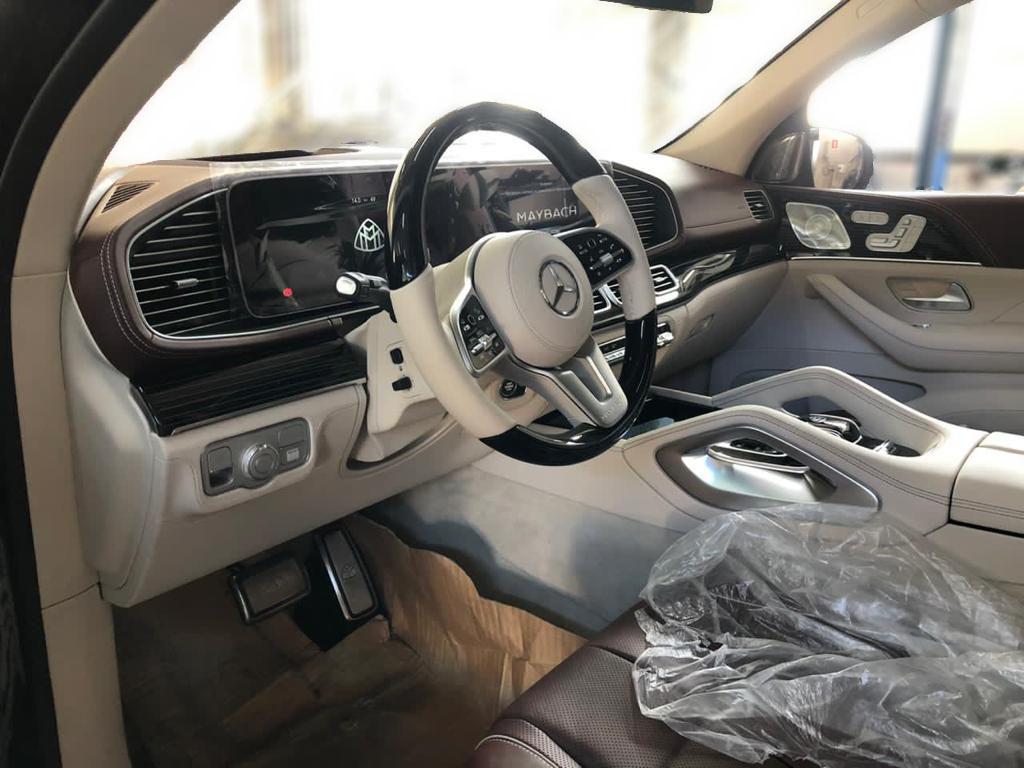 Mercedes-Benz Maybach GLS I