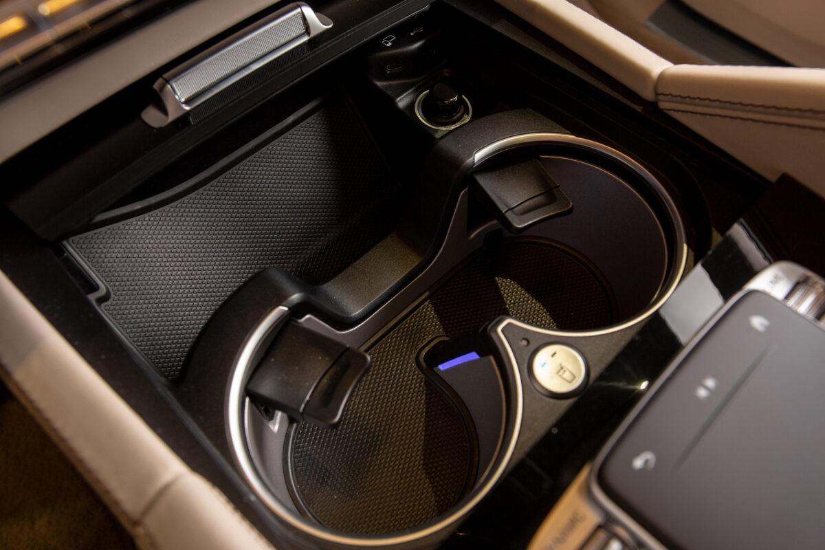 Mercedes-Benz Maybach GLS I 600