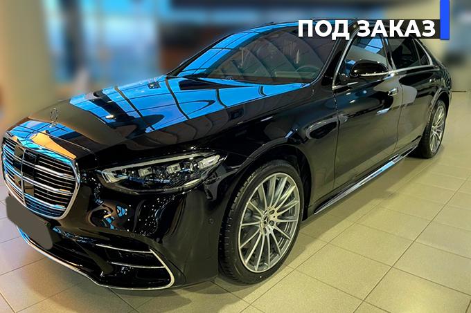 Mercedes-Benz S-Класс (W223) 350 d Long