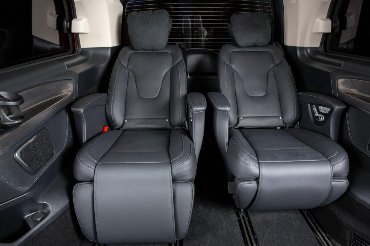 Mercedes-Benz V-Класс II 250 d длинный 21 год