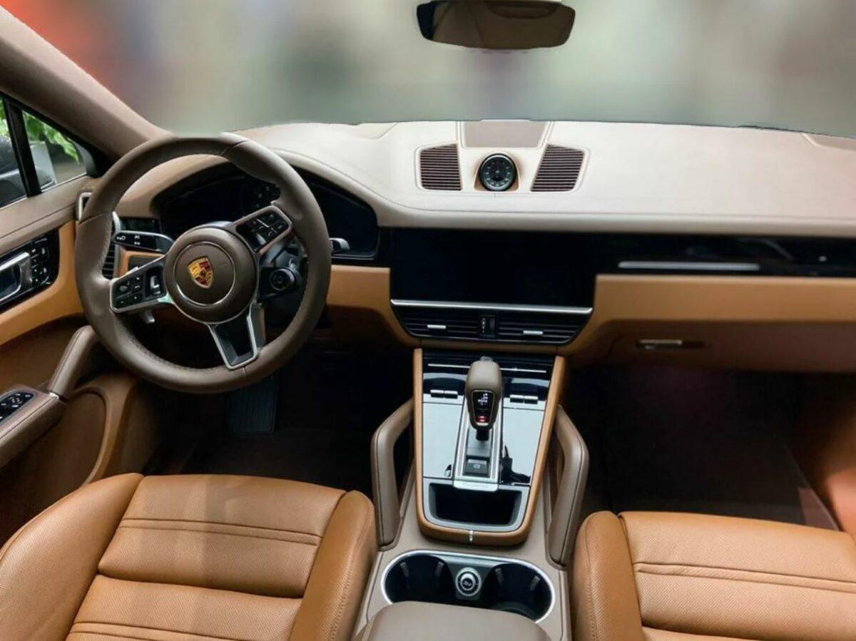 Porsche Cayenne Coupe I