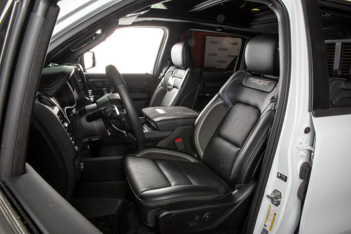 RAM 1500 V Crew Cab TRX