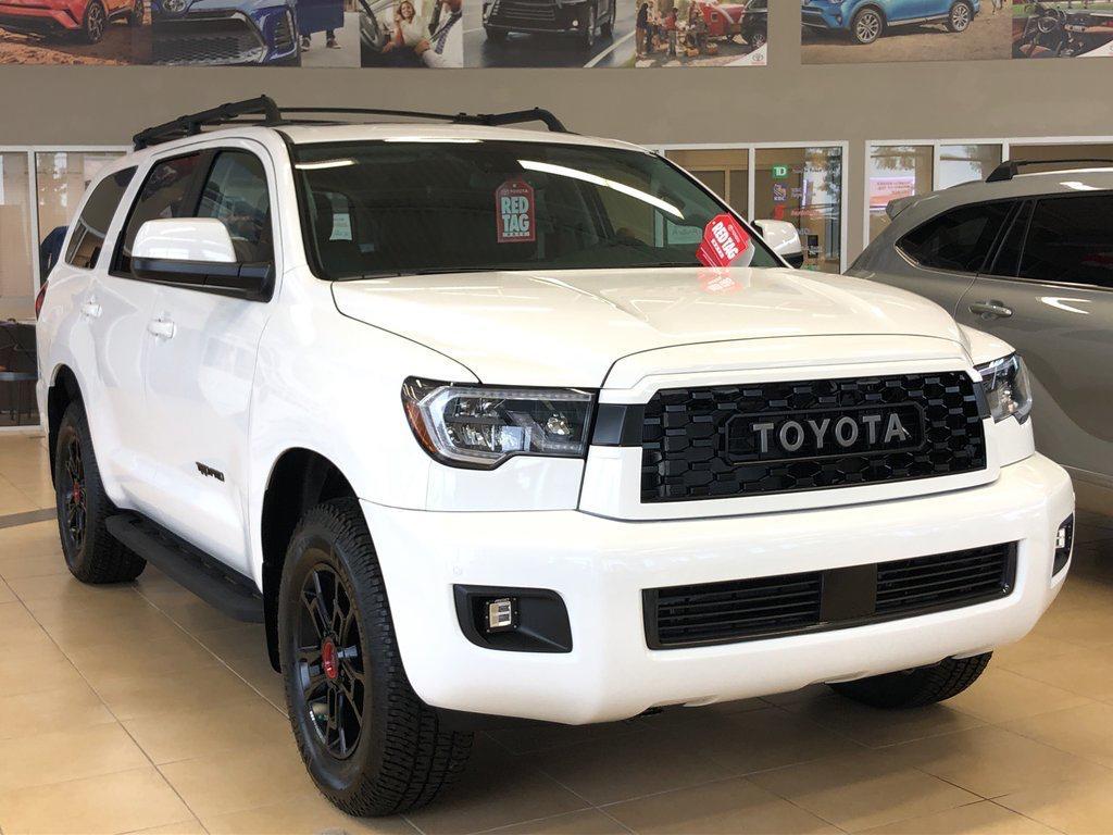 Toyota Sequoa TRD PRO
